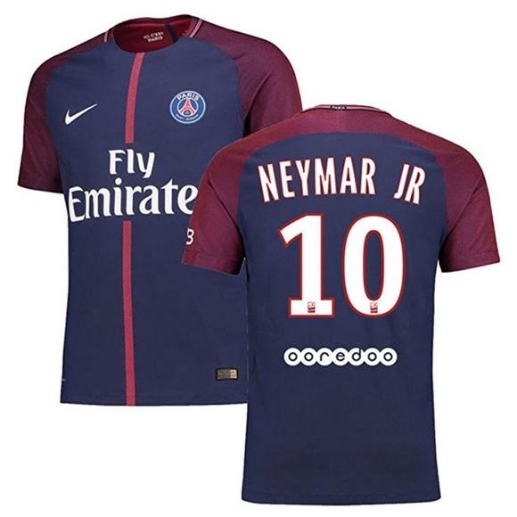 los angeles 6e6e7 3ea87 NWT Nike 2017-18 Neymar Jr Home Jersey XL NWT